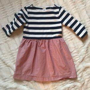 Crewcuts Cotton Dress Size 4T
